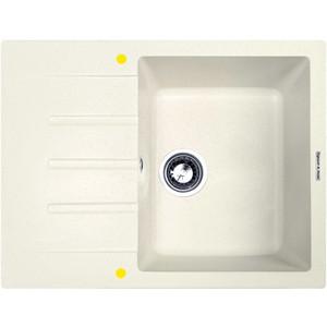 Кухонная мойка Zigmund-Shtain Rechteck 645 каменная соль (4250055630837)