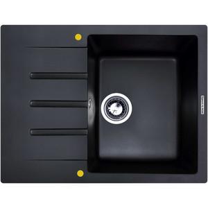 Кухонная мойка Zigmund-Shtain Rechteck 645 черный базальт (4250055630868)