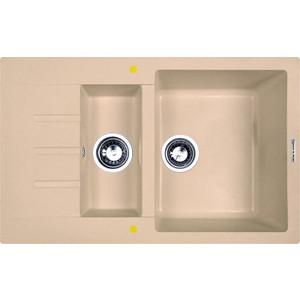 Кухонная мойка Zigmund-Shtain Rechteck 775.2 топленое молоко (4250055631742)