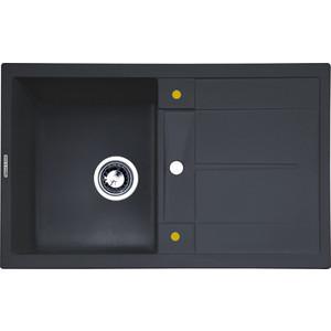 Кухонная мойка Zigmund-Shtain Rechteck 780 черный базальт (4250055632961)