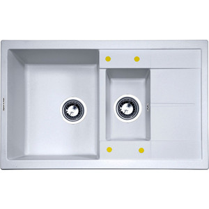 Кухонная мойка Zigmund-Shtain Rechteck 780.2 млечный путь (4250055633555) zigmund amp shtain rechteck 645 млечный пут