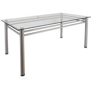 Стол обеденный Мебелик Робер 15 металлик (без рисунка) цена 2017