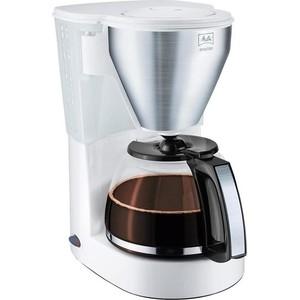Капельная кофеварка Melitta Easy Top белый цена и фото