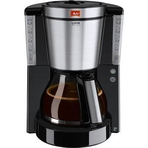 Капельная кофеварка Melitta Look IV de luxe черный