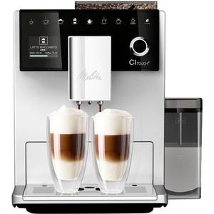 Кофемашина Melitta Caffeo CI Touch серебристый