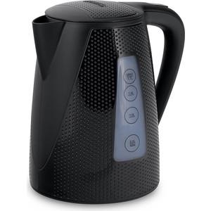 Чайник электрический Polaris PWK 1794C Golf черный electric kettle polaris pwk 1794c golf