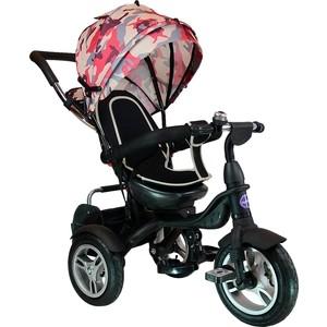 цена на Велосипед трехколёсный Farfello TSTX6688-4 камуфляж красный