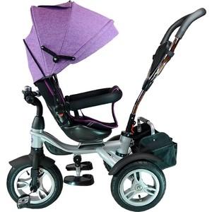 цена на Велосипед трехколёсный Farfello TSTX6688-4 фиолетовый