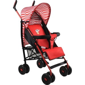 Коляска прогулочная Farfello 630D красный коляска прогулочная jetem tourneo красный светло серый