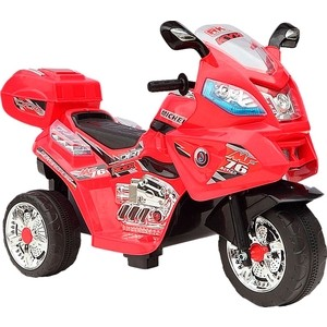 Электромобиль Farfello JT015 (трицикл, 6V) красный
