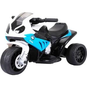 Электромобиль Farfello JT5188 BMW (трицикл, 6V, экокожа) синий
