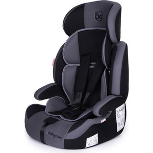 Автокресло Baby Care Legion Серый 1023/Черный (Grey 1023/Black) автокресло sweet baby gran cruiser isofix grey black 386 012