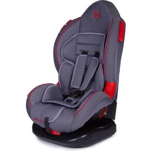 Автокресло Baby Care Polaris ISOFIX Серый/Серый (Grey/Grey) автокресло actrum mercury 9 36 серия s цвет grey black серый черный isofix