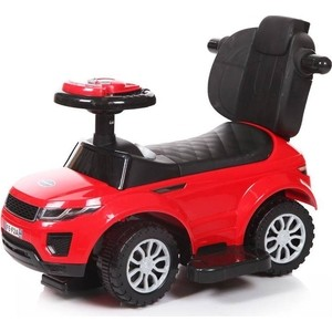 Каталка Baby Care Sport car Красный (Red) 614W baby care baby care каталка cute car синяя
