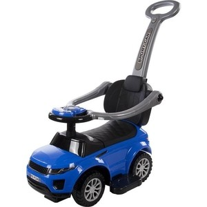 Каталка Baby Care Sport car Синий (Blue) 614W каталка baby care cute car blue
