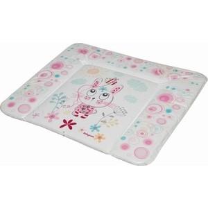 Матрас для пеленания Baby Care 820х730х210 Фанни Банни, розовый (Funny Bunny, pink) BC01 стул фанни