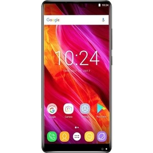 Смартфон Oukitel MIX 2 Black смартфон oukitel mix 2 64 gb черный