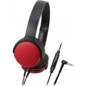 Наушники Audio-Technica ATH-AR1IS red наушники audio technica ath s200btgbl