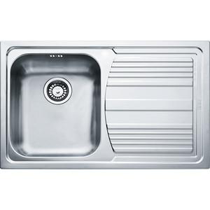 Кухонная мойка Franke Logica LLL 611 декор (101.0086.232)