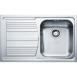 Кухонная мойка Franke Logica LLL 611 декор (101.0086.233)