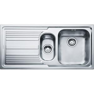 Кухонная мойка Franke Logica LLL 651 декор (101.0086.254)
