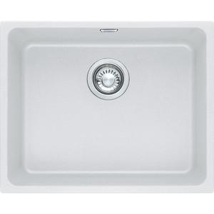 Кухонная мойка Franke Kubus KBG 110-50 белый (125.0176.650) цена