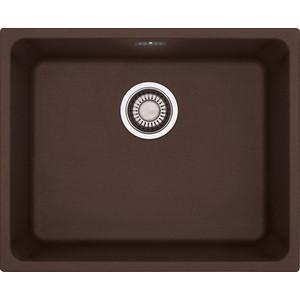 Кухонная мойка Franke Kubus KBG 110-50 шоколад (125.0176.646) цена 2017