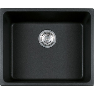 Кухонная мойка Franke Kubus KBG 110-50 оникс (125.0176.636) цена 2017