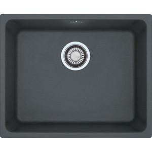 Кухонная мойка Franke Kubus KBG 110-50 графит (125.0023.806)