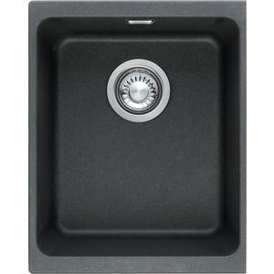 Кухонная мойка Franke Kubus KBG 110-34 оникс (125.0176.637)