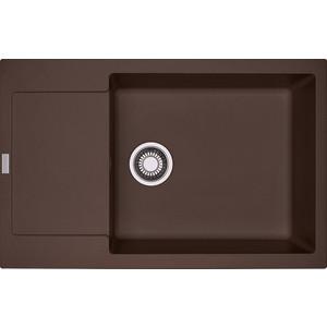 Кухонная мойка Franke Maris MRG 611D шоколад (114.0369.153) цена в Москве и Питере