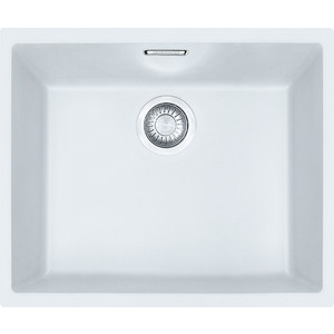 Кухонная мойка Franke Sirius SID 110-50 Tectonite белый (125.0443.352)