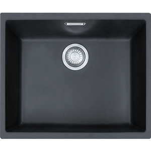 Кухонная мойка Franke Sirius SID 110-50 Tectonite оникс (125.0443.353) franke kbg 110 50 125 0023 806
