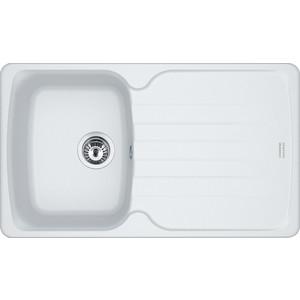 Кухонная мойка Franke Antea AZG 611-86 белый (114.0489.160) цена
