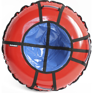 Тюбинг Hubster Ринг Pro красный-синий 90 см майка print bar ринг