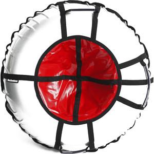 Тюбинг Hubster Ринг Pro серый-красный 90 см майка print bar ринг