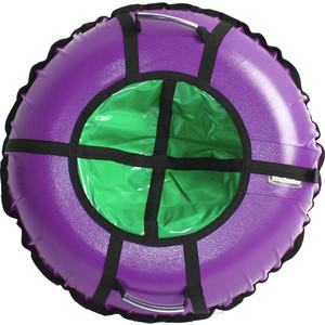 Тюбинг Hubster Ринг Pro фиолетовый-зеленый 120 см майка print bar ринг