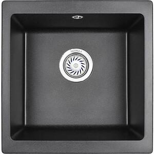 Кухонная мойка Granula GR-4451 черный кухонная мойка granula gr 4801 415х490 черный