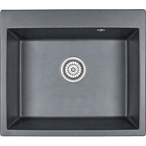 Кухонная мойка Granula GR-6001 шварц