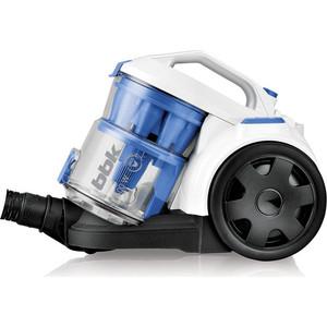 Пылесос BBK BV1501 белый/синий