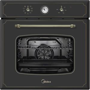Электрический духовой шкаф Midea MO 581DB AN-B духовой шкаф midea 65cme10004