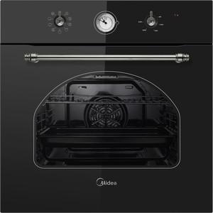 Электрический духовой шкаф Midea MO58100RGB-S духовой шкаф midea 65cme10004