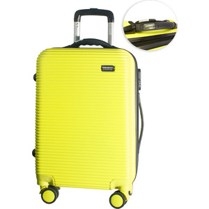 Чемодан PROFFI TRAVEL PH9544yellow