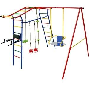 Детский спортивный комплекс КМС Игромания-3 Пресс дачный КМС-403