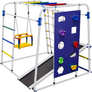 Детский спортивный комплекс Формула здоровья Start baby 2 Плюс белый-радуга цена