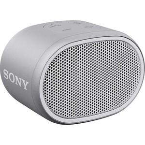 Портативная колонка Sony SRS-XB01 white портативная акустическая система sony srs xb01 l lightblue