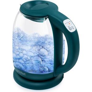 Чайник электрический KITFORT KT-640-4 изумрудный