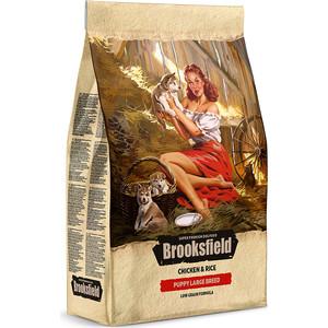 Сухой корм BROOKSFIELD Puppy Large Breed Low Grain Chicken & Rice низкозерновой с курицей и рисом для щенков 12кг (5651012)