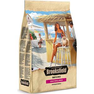 Сухой корм BROOKSFIELD Adult Dog Small Breed Low Grain Beef & Rice низкозерновой с говядиной и рисом для собак мелких пород 3кг (5651021)