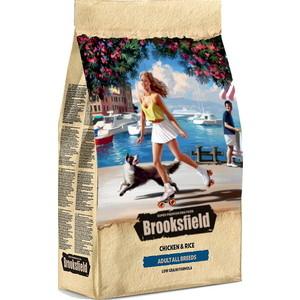 Сухой корм BROOKSFIELD Adult Dog All Breeds Low Grain Chicken & Rice низкозерновой с курицей и рисом для собак всех пород 3кг (5651041)